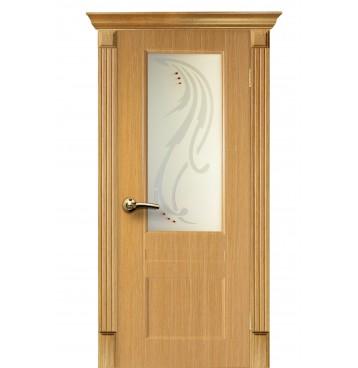 Дверь остекленная Елизавета