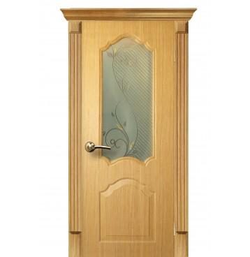 Дверь остекленная Виола