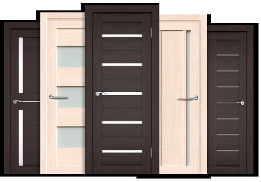 Купить двери ЭКО-шпон