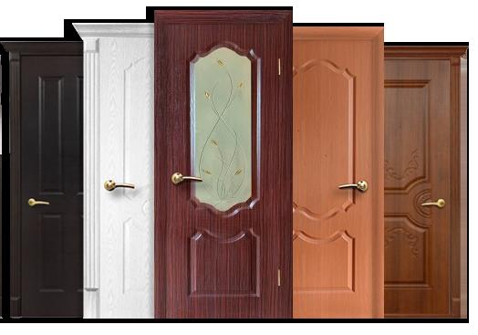 Купить двери ПВХ